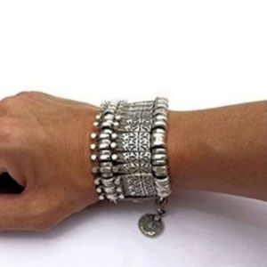 Jewelry - NWT Thick Boho Statement Bracelet